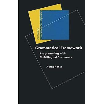 Grammaticale kader