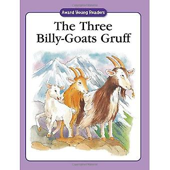 The Three Billy-goat Gruff (Young Readers)