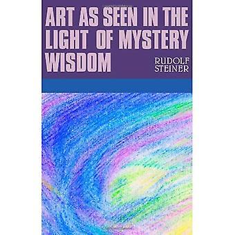 Konst som kan ses mot bakgrund av mysterium visdom: åtta föreläsningar ges i Dornach mellan 28 Decemer 1914 och 4 januari 1915