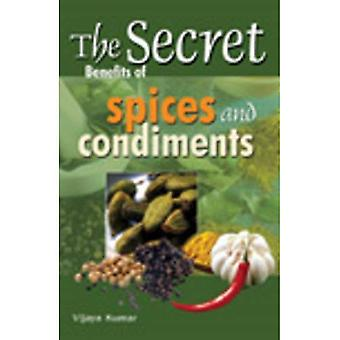 Secret Benefits Spices Condi