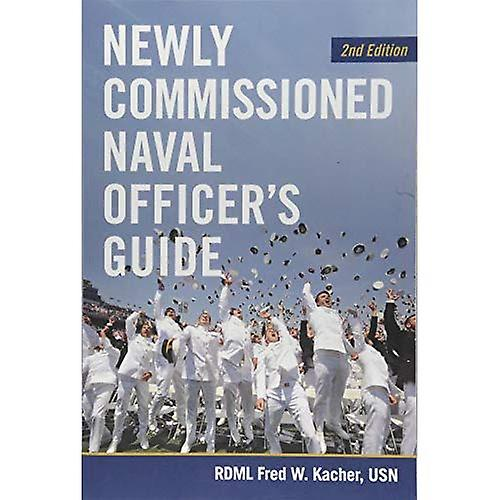 nouveauly Commissioned Naval Officers Guide (bleu & or)