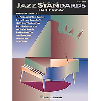 Jazz Standards for Piano