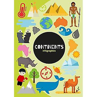 Continents Infographics (Infographics)