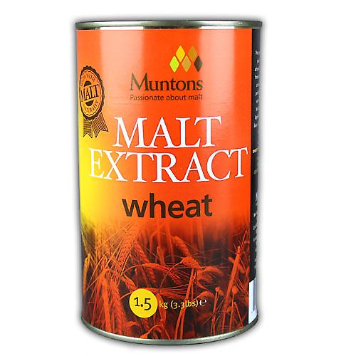 Muntons Wheat Malt Extract 1.5kg