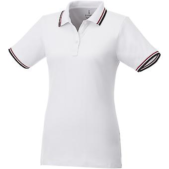 Elevate Womens/Ladies Fairfield Polo With Tipping
