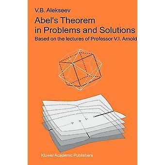 Abels teorema en los problemas y las soluciones basadas en las conferencias del profesor V.I. Arnold por Aicardi y Francesca