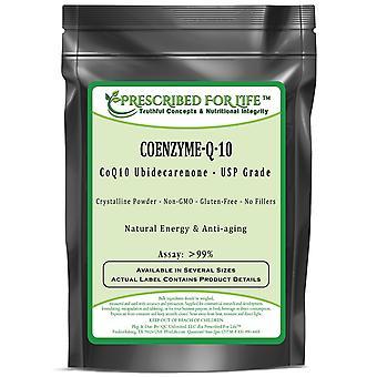 Co-Q10 - Coenzyme-Q-10 Ubidecarenone - Crystalline Powder