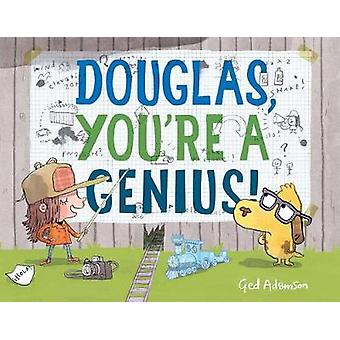 Douglas - You're a Genius! by Douglas - You're a Genius! - 9781524765