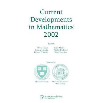 Current Developments in Mathematics - 2002 - 9781571463463 Book