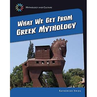 What We Get from Greek Mythology by Katherine Krieg - Katherine K Kri