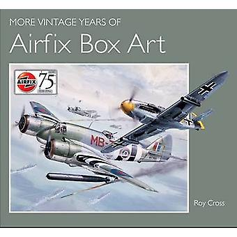 More Vintage Years of Airfix Box Art - 9781847978202 Book