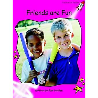 Friends are Fun - Emergent (International edition) by Pam Holden - 978