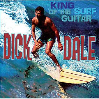 Dick Dale - King of the Surf Guitar [Vinyl] USA import