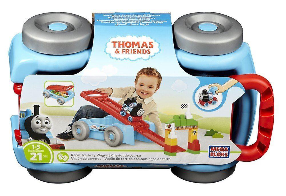 Thomas & Friends Racin& Railway Wagon