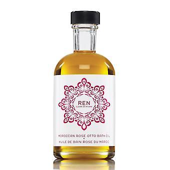 REN Marokkanische Rose Otto Badeöl 110ml