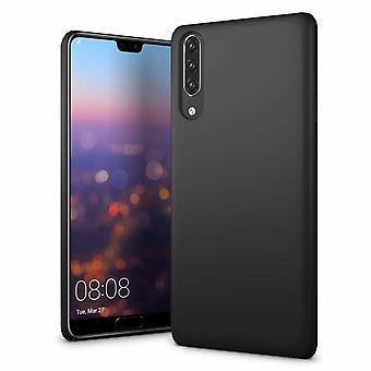 CoolSkin Slim voor Huawei P30 Zwart