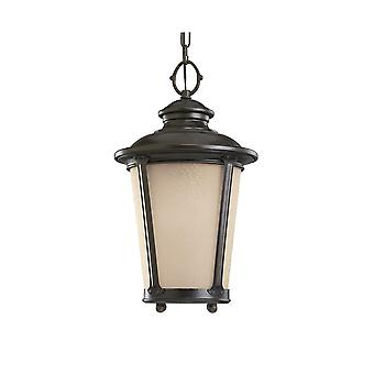 Sea Gull Lighting 6024091S-780 Cape May Cast Outdoor Ceiling Lighting LED Iron