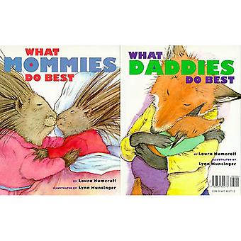 What Mommies Do Best by Laura Joffe Numeroff - Lynn Munsinger - 97806