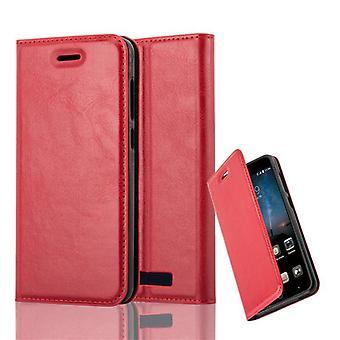 Cadorabo tilfældet for ZTE BLADE A612 Case Cover-telefon tilfældet med magnetisk lukning, stativ funktion og kort case rum-sag Cover sag sag sag case sag bog folde stil