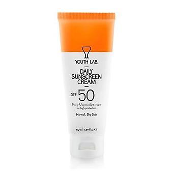 Täglicher Sonnenschutz Creme - Normal_Dry Haut - LSF 50