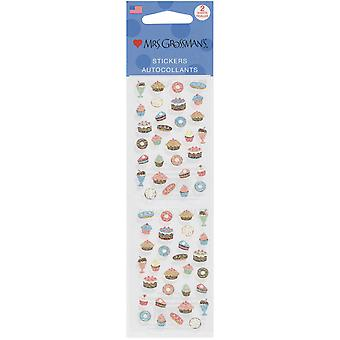 Stickers-Desserts MG199-58943 de Mme Grossman