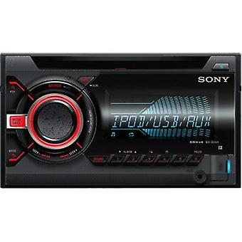 Double DIN car stereo Sony WX-800UI