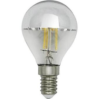 LED E14 Droplet 4 W Warm white (Ø x L) 45 mm x 80 mm EEC: A+ LightMe Filament 1 pc(s)
