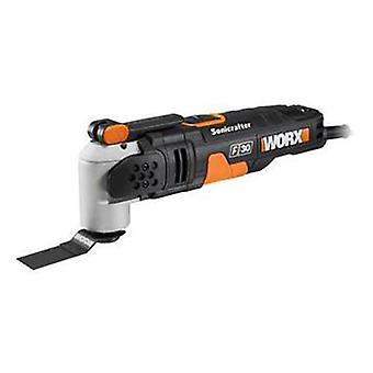 Worx Sonicrafter Hyperlock 250W Multi-Tool (Diy , Tools , Power Tools , Others)