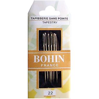Tapestry Hand Needles -Size 22 6/Pkg 008-834