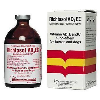 Richtasol Vitamin A, D3, E & C 100ml
