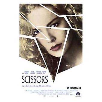 Scissors Movie Poster (11 x 17)