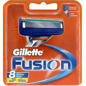 Gillette Fusion (mand, barbering, barberblade)