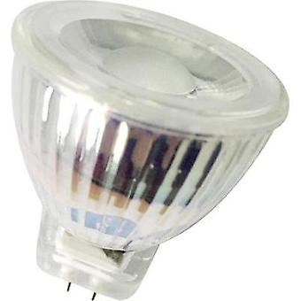 LED LightMe 12 V DC/AC G4 3 W = 20 W Warm white EEC: A+ Reflector (Ø x L) 35 mm x 42 mm 1 pc(s)