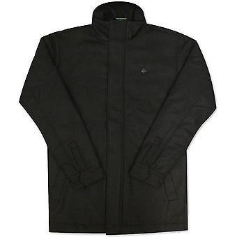LRG Rockne jakke sort