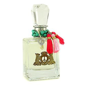 Paix, amour & Juicy Couture Eau De Parfum Spray 100ml / 3.4 oz