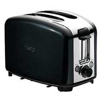 Prestige 2 Stück traditionelle Toaster in Graphit grau 54006