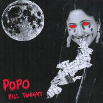 Po Po - Kill Tonight [Vinyl] USA import
