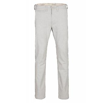 Lee Chino slim Pant men's Chinohose grey casual pants