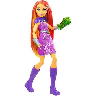 Mattel Muñeca Dc Super Hero Girls Starfire