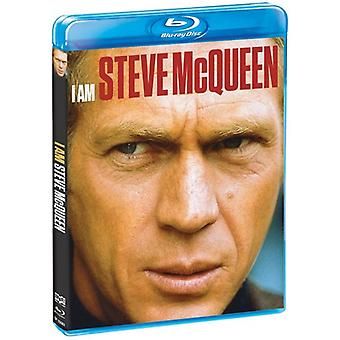 I Am Steve McQueen [BLU-RAY] USA import