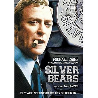 Sølv bjørne [DVD] USA importerer
