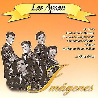 Los Apson - importación USA Imagenes [CD]