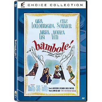 Bambole! (Aka Dolls) [DVD] USA import