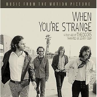 Various Artists - When You're Strange [CD] USA import