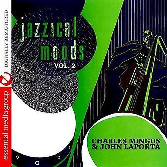 Charles Mingus & John Laporta - Charles Mingus & John Laporta: Vol. 2-Jazzical Stimmungen [CD] USA import