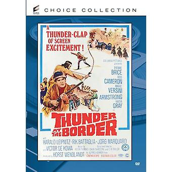 Thunder at the Border [DVD] USA import