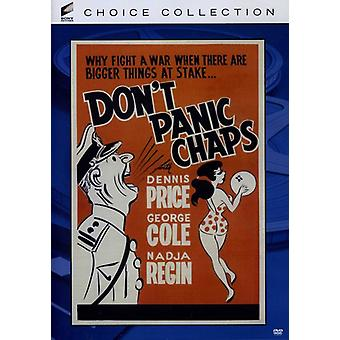 Don't Panic Chaps [DVD] USA import