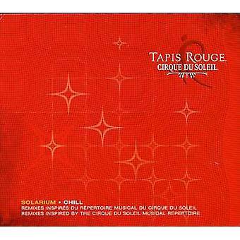 Cirque Du Soleil - Tapis Rougue [CD] USA importerer