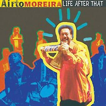 Airto Moreira - liv efter at [CD] USA import