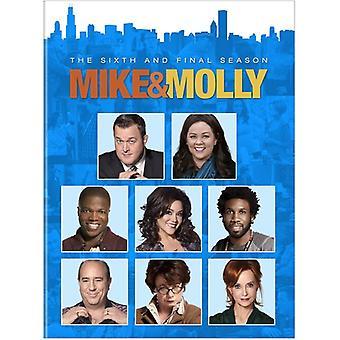 Mike & Molly: Die komplette sechste & Finale Staffel [DVD] USA import